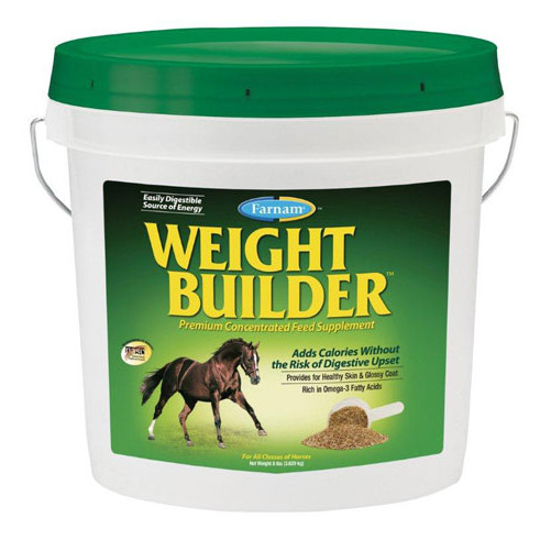 Farnam Weight Builder for Horses