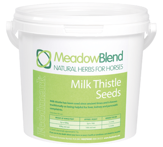 Feedmark MeadowBlend Milk Thistle Seed