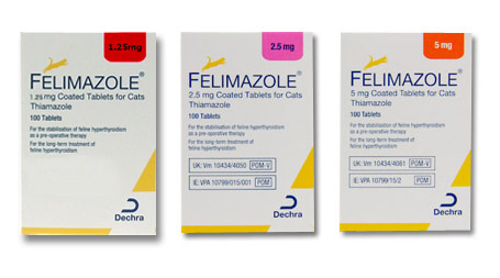 Felimazole for Cats