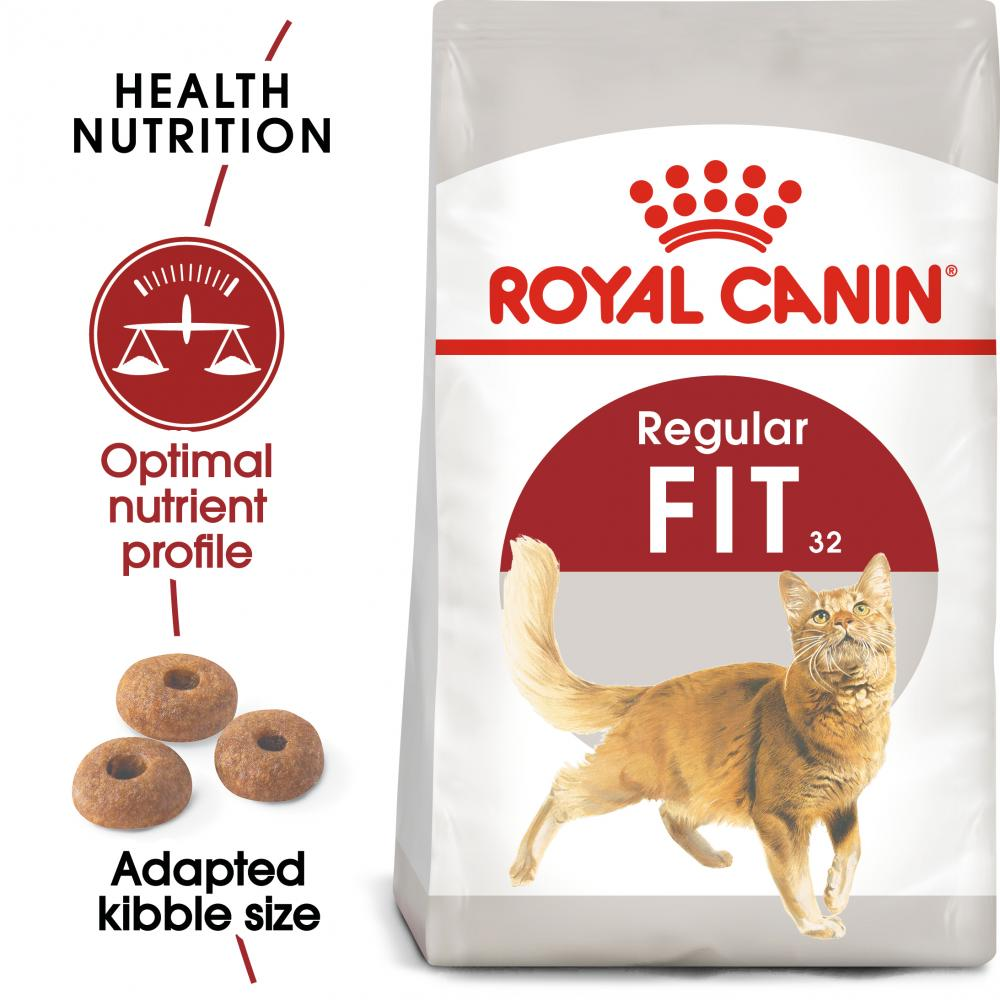 ROYAL CANIN® Regular Fit 32 Adult Cat Food