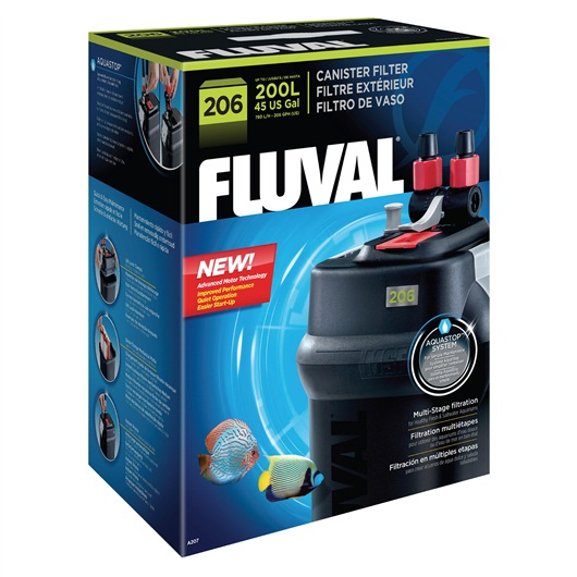 Fluval External Aquarium Filters
