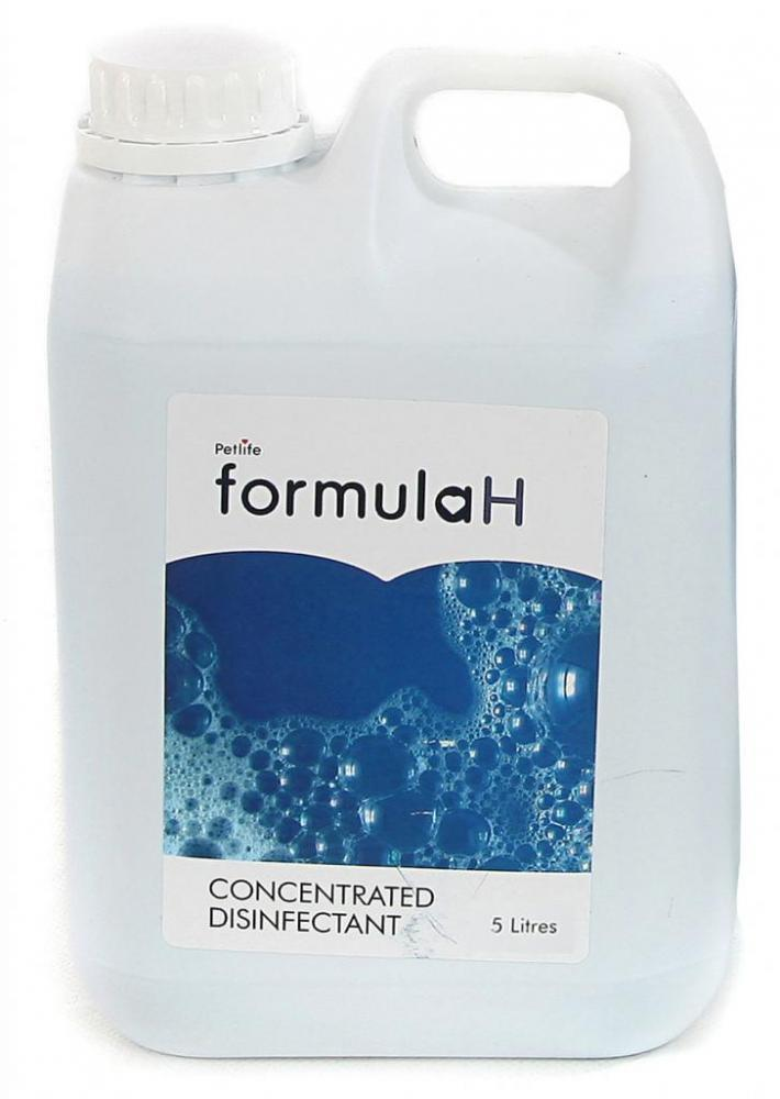 Formula H Cleaning & Disinfectant