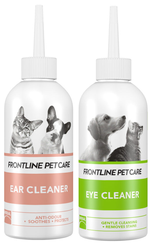 Frontline Petcare Ear & Eye Cleaner