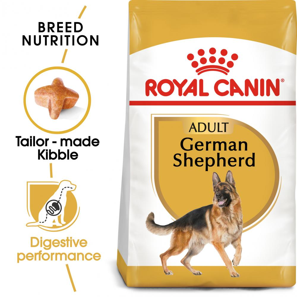 ROYAL CANIN® German Shepherd Adult Dry Dog Food