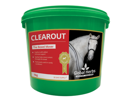 Global Herbs ClearOut for Horses