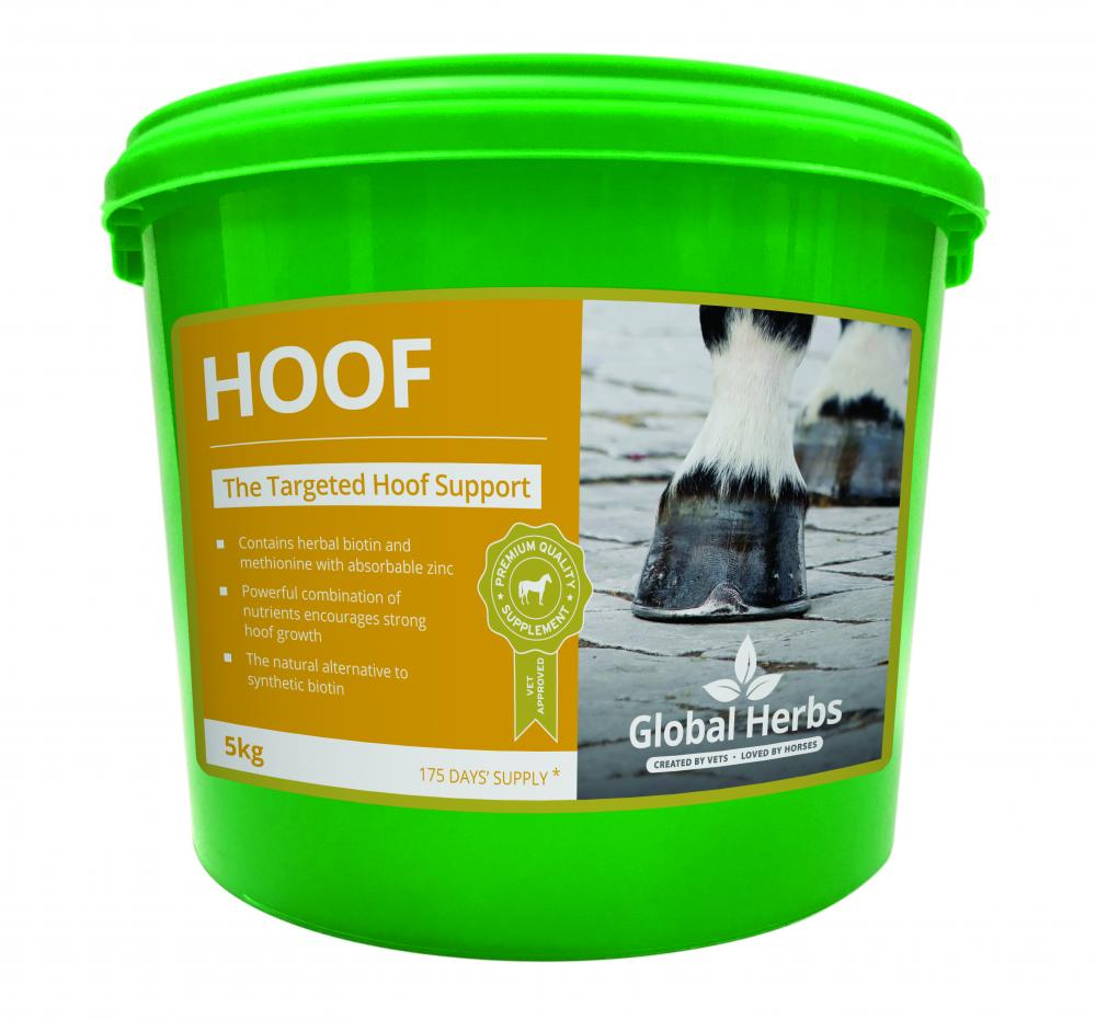 Global Herbs HOOF for Horses