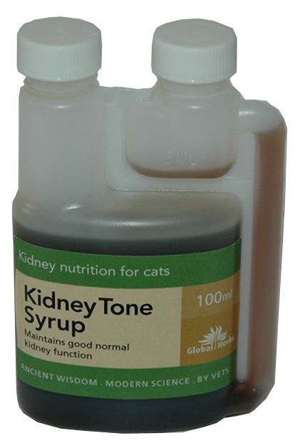 Global Herbs KidneyTone for Cats