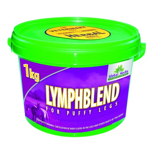 Global Herbs LymphBlend for Horses