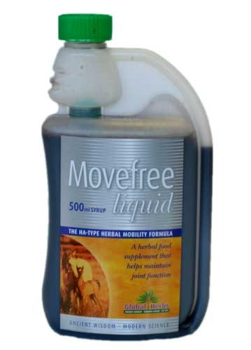 Global Herbs Movefree Liquid for Horses