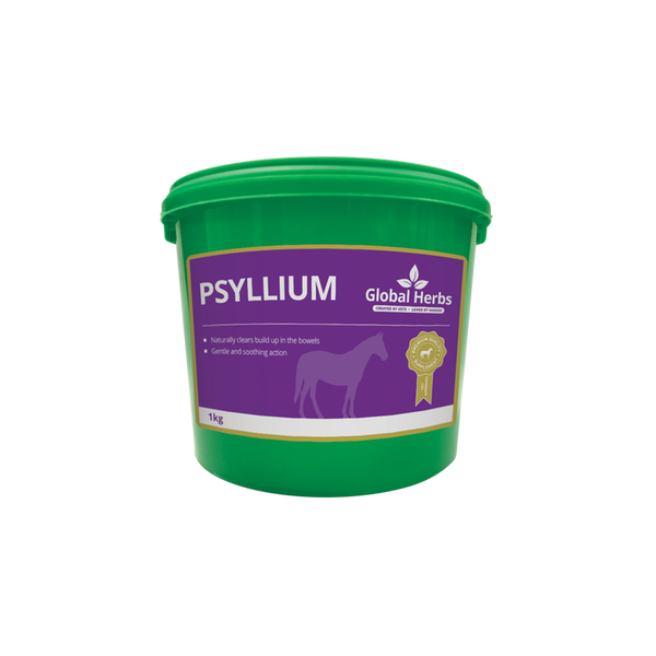Global Herbs Psyllium for Horses