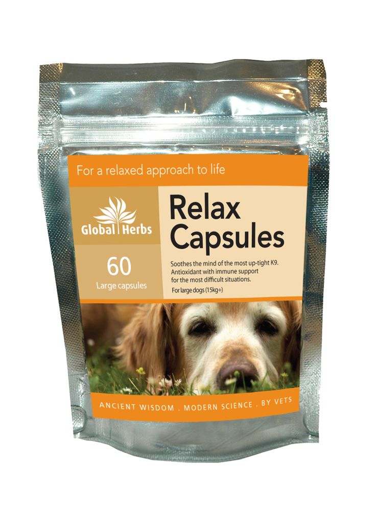 Global Herbs Relax for Dogs