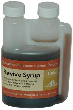 Global Herbs Revive Syrup for Cats