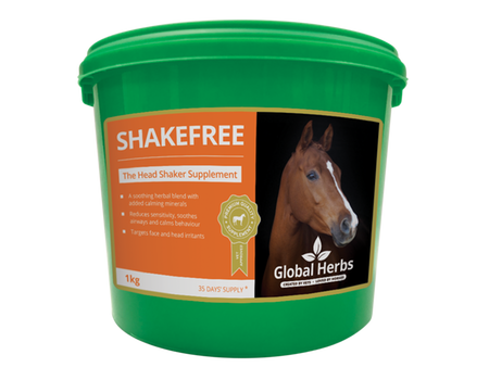 Global Herbs ShakeFree for Horses