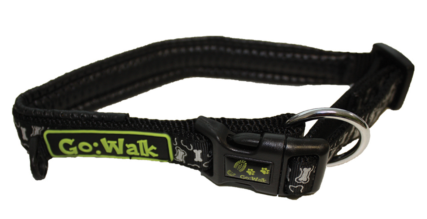 Go Walk Padded Adjustable Dog Collar