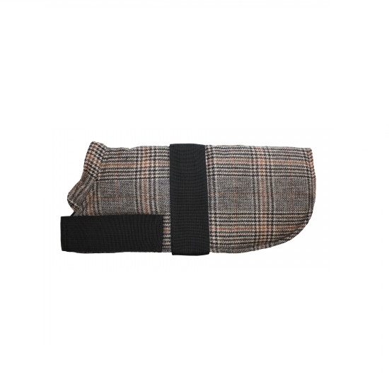 Go Walk Tweed Dog Coat