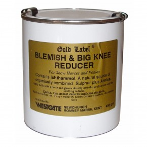 Gold Label Blemish & Big Knee Reducer for Horses