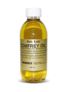 Gold Label Comfrey Oil for Horses