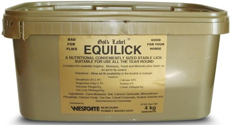 Gold Label Equilick