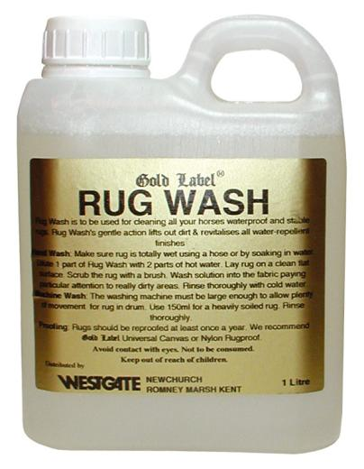 Gold Label RugWash