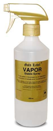 Gold Label Vapor for Horses