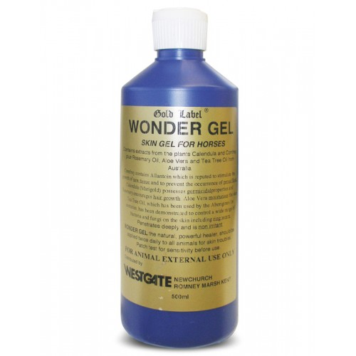 Gold Label Wondergel for Horses