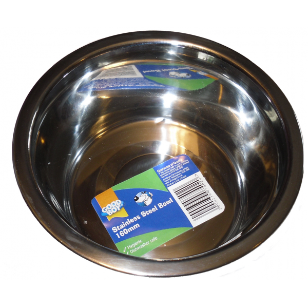 Good Boy Stainless Steel Bowl