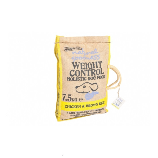Goodwyns Natural Goodness Weight Control Dog Food