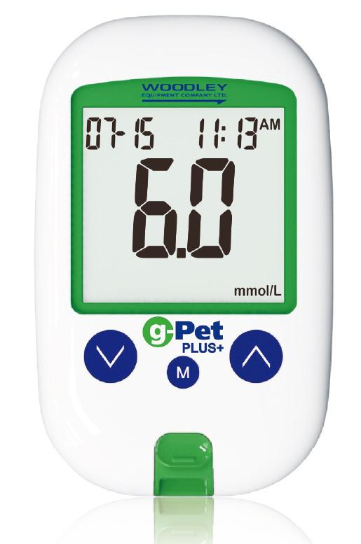G-Pet Veterinary Glucometer Plus
