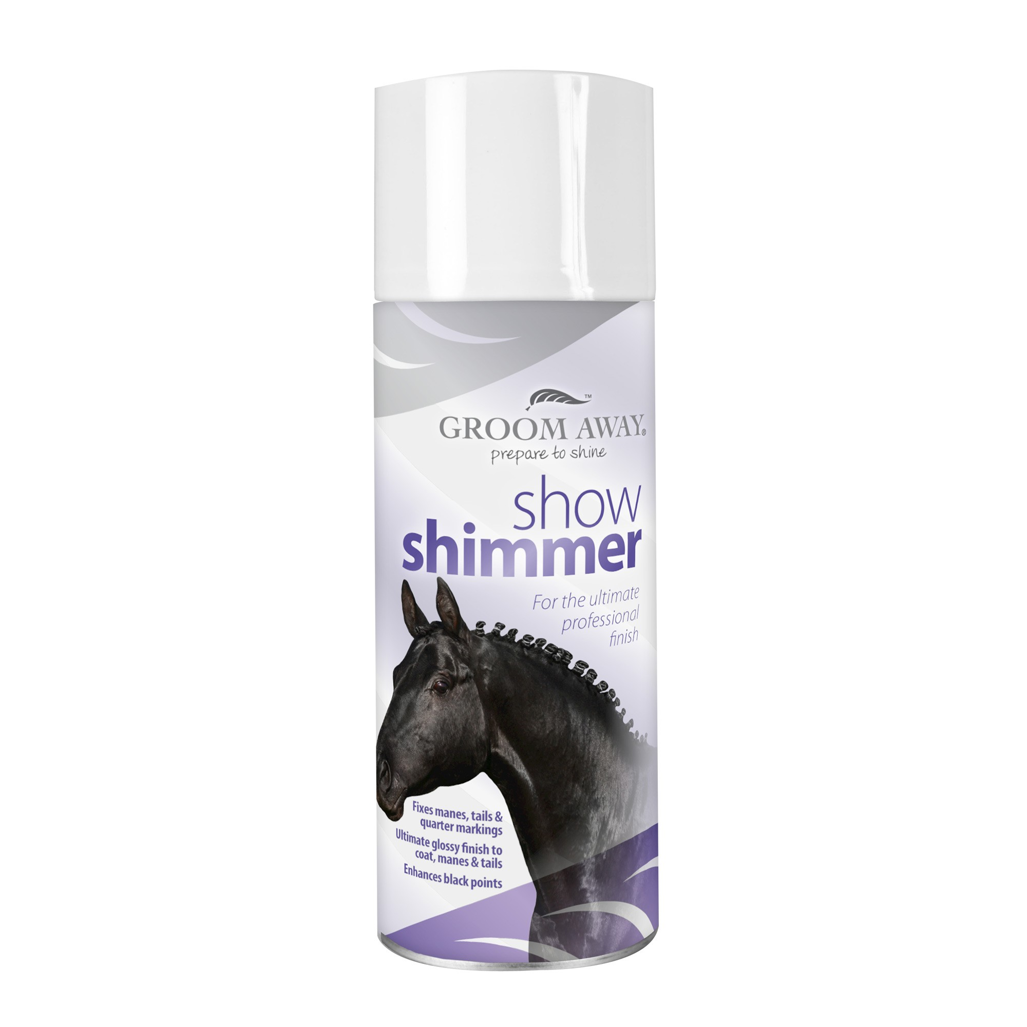 Groom Away Show Shimmer for Horses