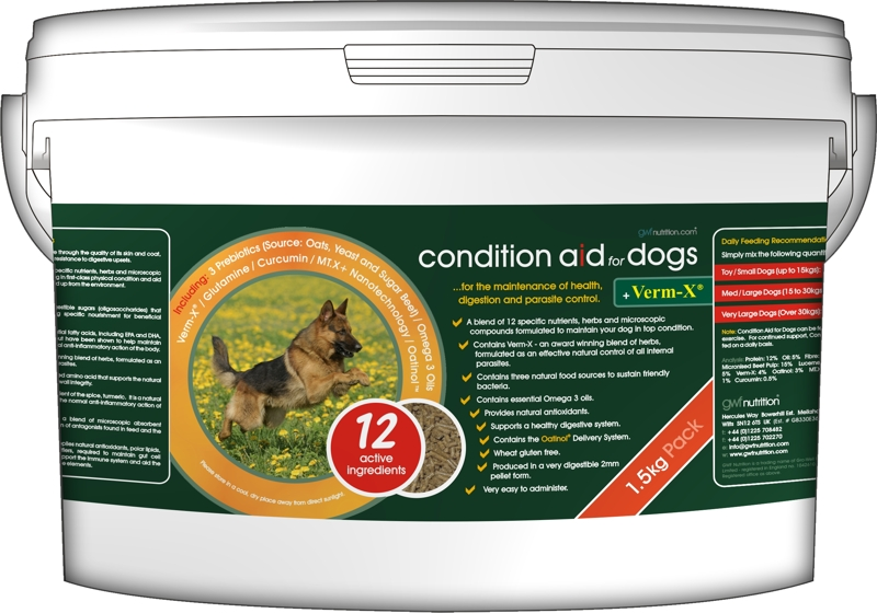 GWF Nutrition Condition Aid for Dogs