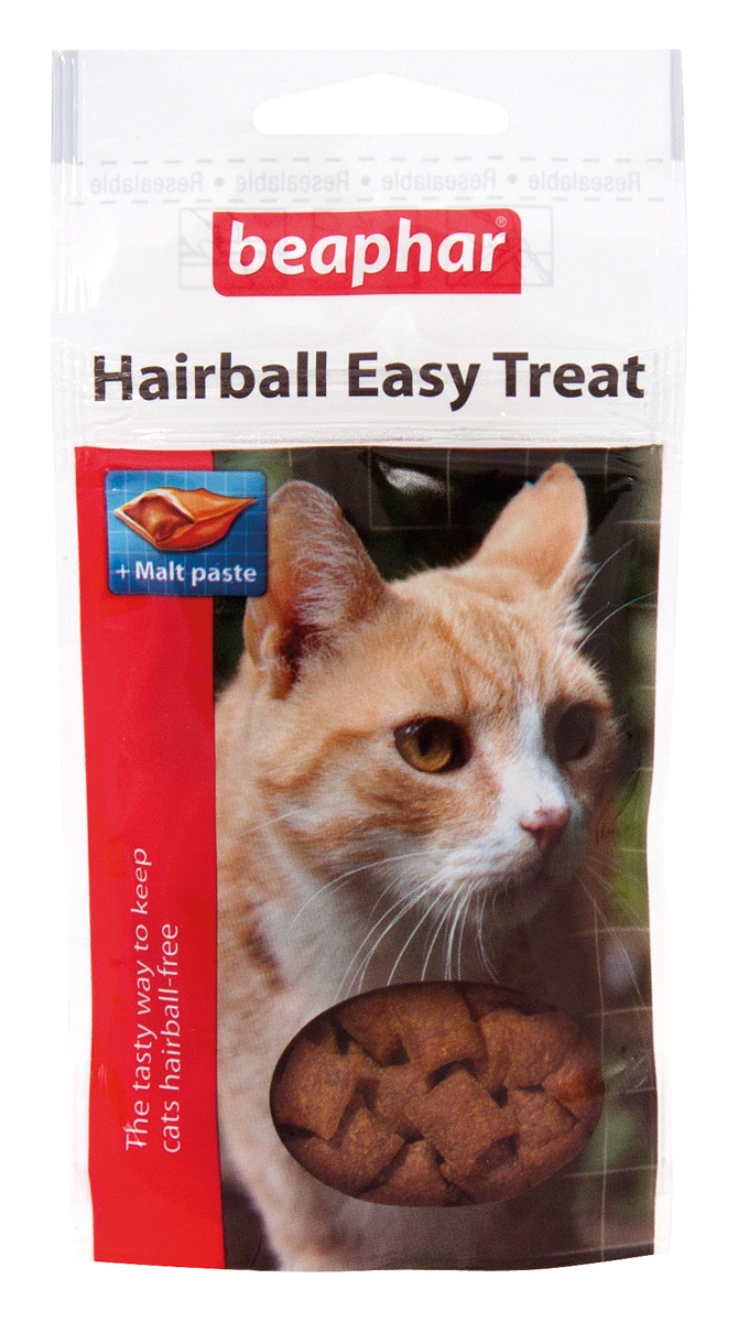 Beaphar Hairball Easy Treat for Cats
