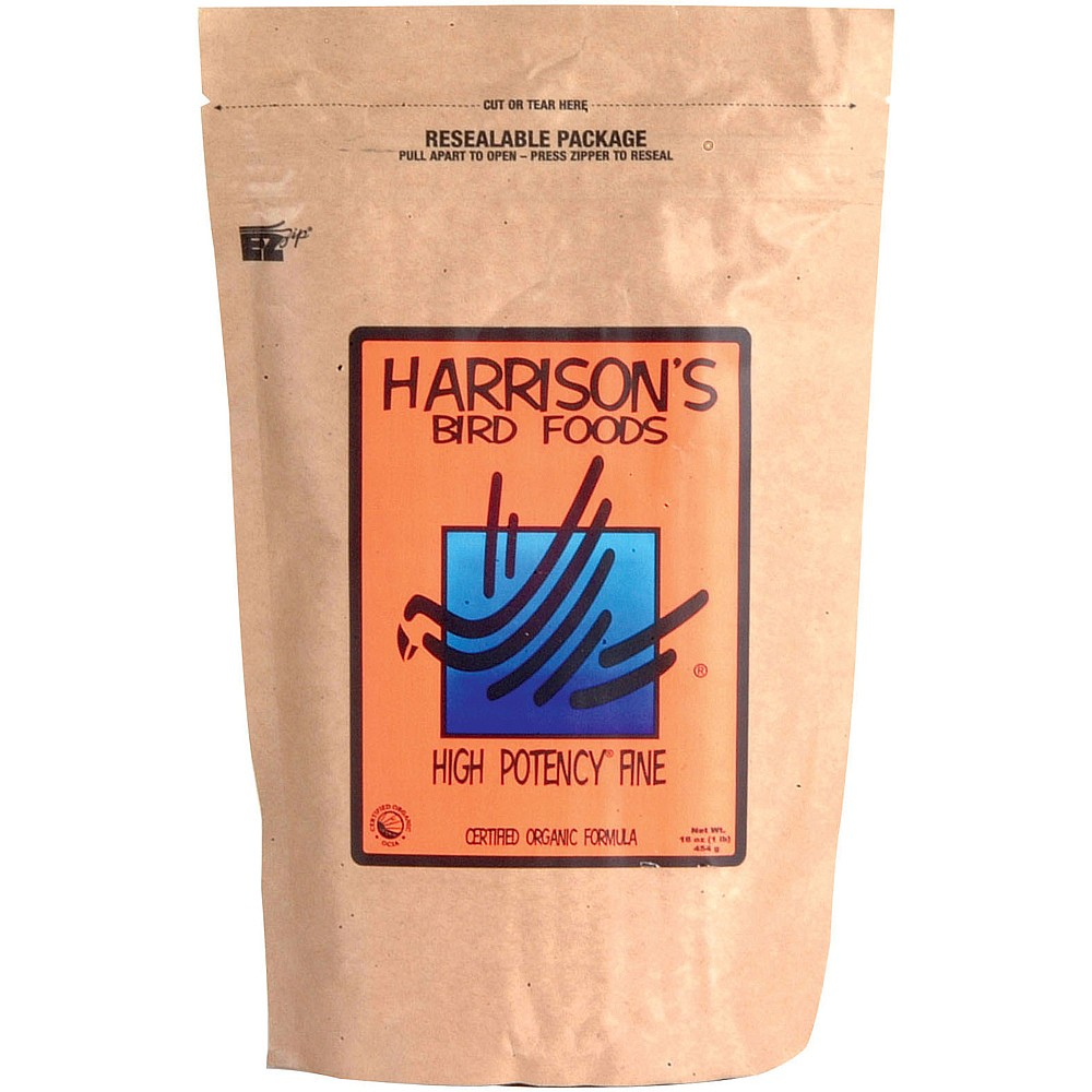 Harrison's High Potency Fine & Super Fine Bird Food