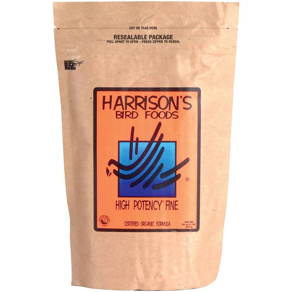 Harrison S High Potency Bird Food