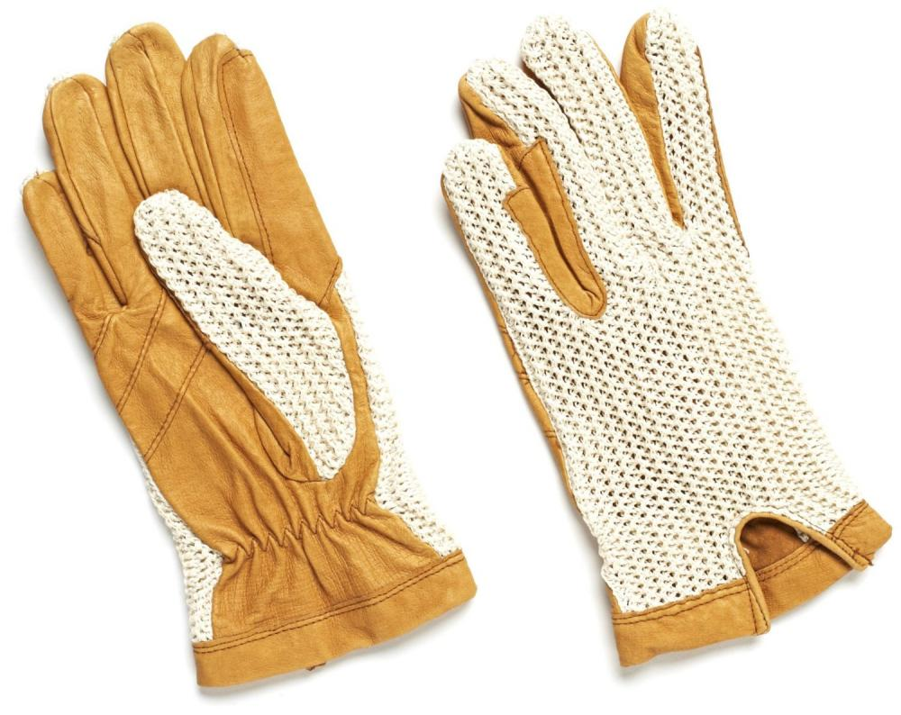 Harry Hall Crochet Backed Riding Glove
