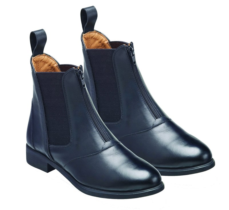 Harry Hall Hartford Zip Jodhpur Boot Ladies