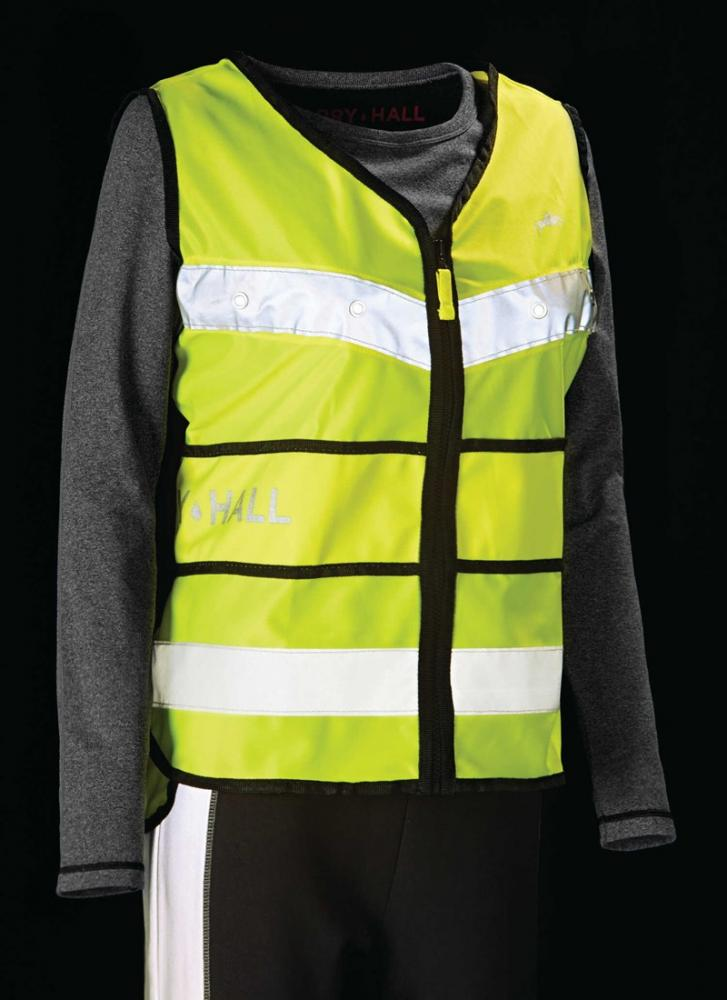 Harry Hall Hi Viz Adjustable Tabbard