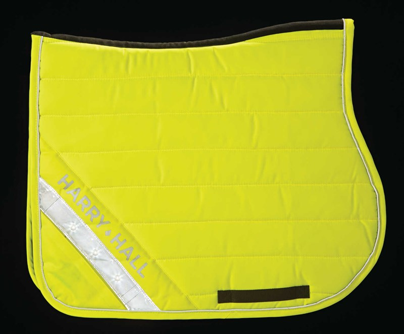 Harry Hall Hi Viz Saddlecloth