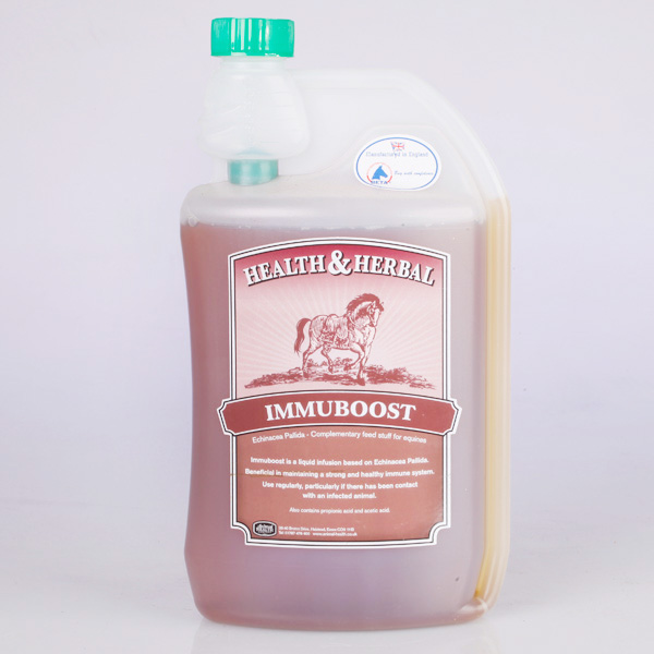 Health & Herbal ImmuBoost for Horses