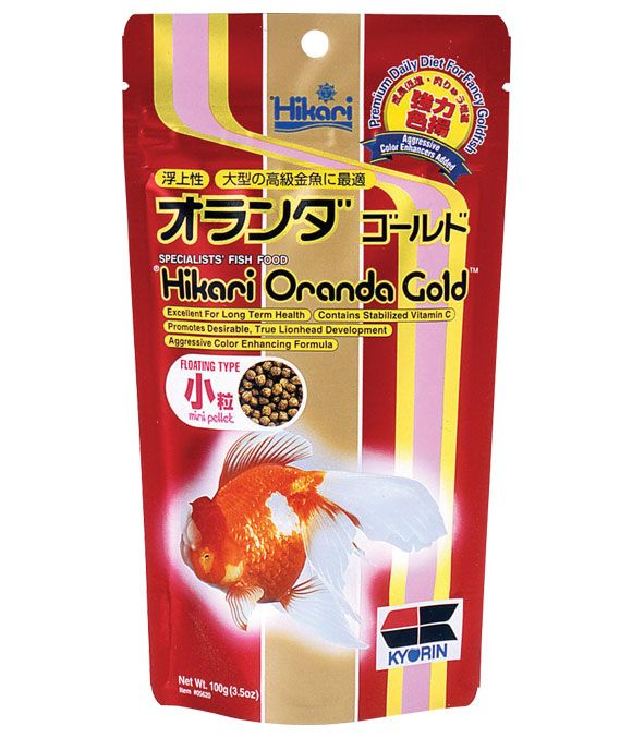 Hikari Oranda Gold Mini Fish Food