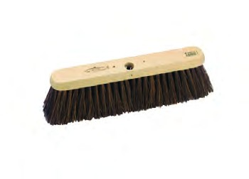 Hill Brush Platform Broom Head Filled Bahia Mixture