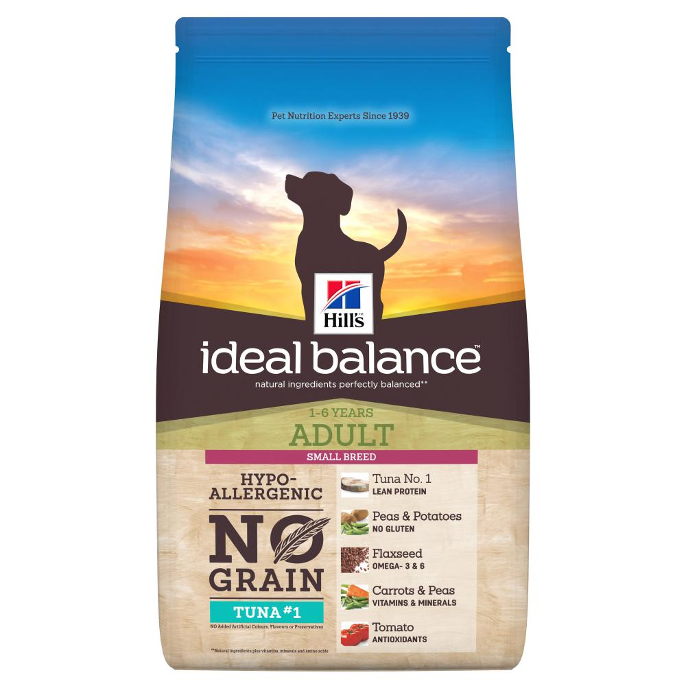 Hills Ideal Balance Adult Small Breed Dog Food Viovet
