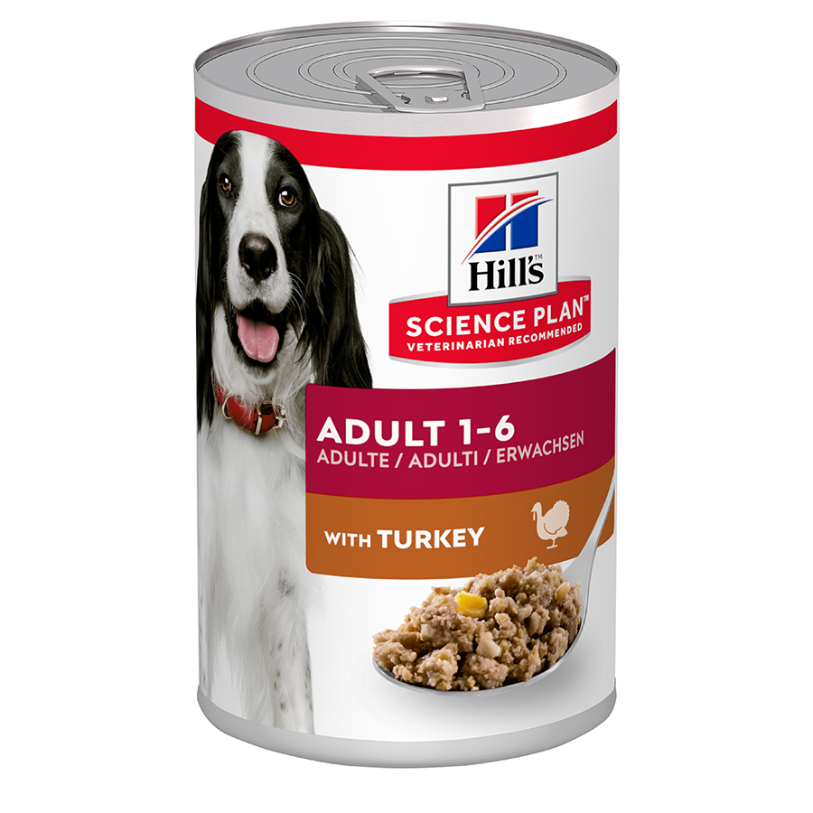 Hills Science Plan Adult Turkey Dog Food