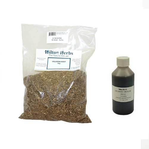 Hilton Herbs Valerian Root for Horses