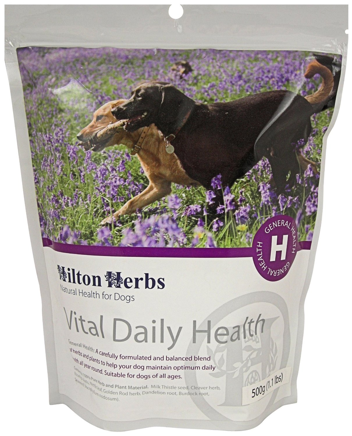 Hilton Herbs Vital Daily Health for Dogs
