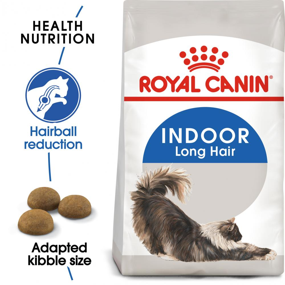 ROYAL CANIN® Indoor Long Hair Adult Dry Cat Food