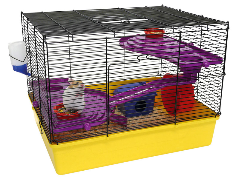 Rosewood Home 'N' Play Cages