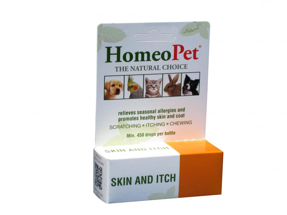 HomeoPet Skin & Itch Relief Homeopathic Remedy