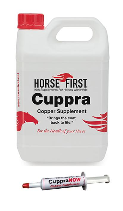 Horse First Cuppra for Horses