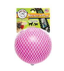 Horseman's Pride Jolly Ball Bounce-N-Play Dog Toy