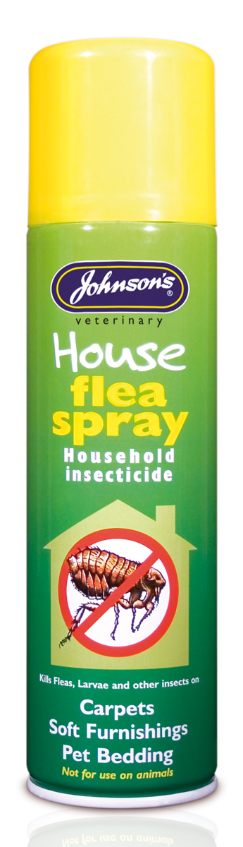 Johnson's House Flea Spray